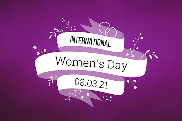 March 8th, Women's Day